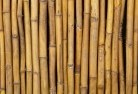 Fountain Bamboo fencing 2