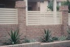 Fountain Privacy fencing 18