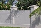 Fountain Privacy fencing 27